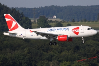 CSA - Czech Airlines | OK-NEN